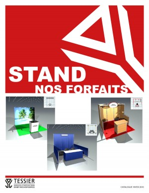 Stand - Nos forfaits