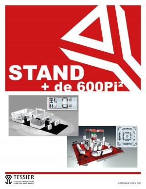 Stand - 600 p2 +