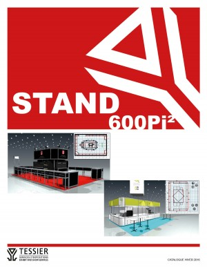Stand - 600 p2