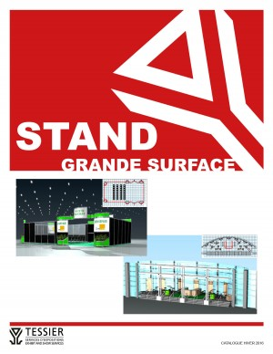 Stand - Grande surface